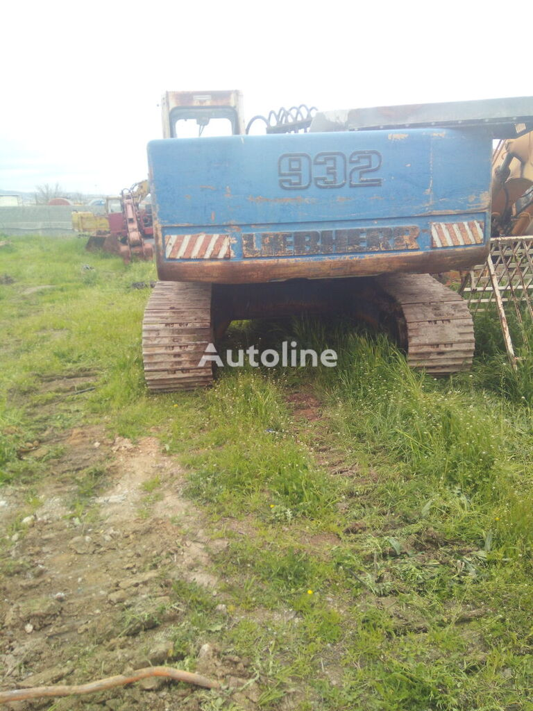 hydraulic pump for LIEBHERR R932 LITRONIK excavator