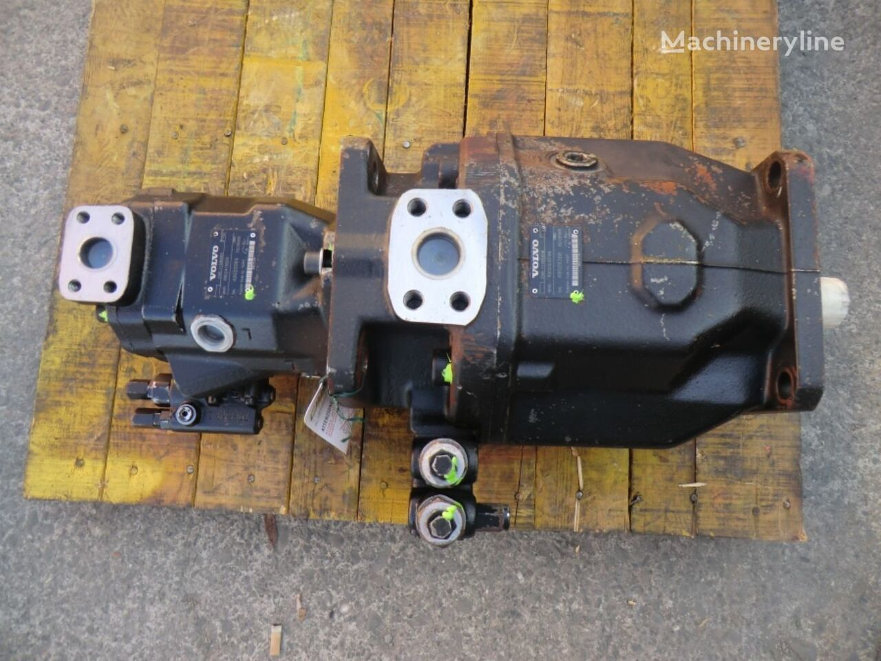 hydraulic pump for VOLVO L330E 62147-up wheel loader