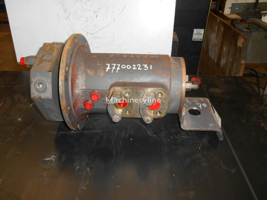 hydraulic pump for AKERMAN EC420 excavator