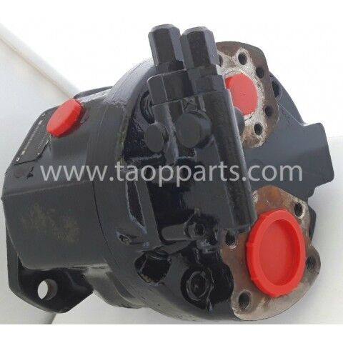 hydraulic pump for VOLVO A40D articulated dump truck