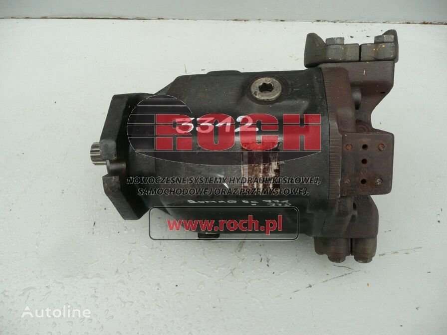 (0580094 A10V0100) hydraulic pump for BOMAG BC 771, BC772 construction roller
