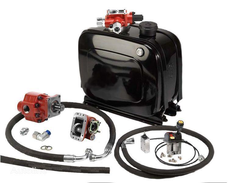new Italiya, Portugaliya, Turciya Komplekt gidravliki hydraulic pump for truck