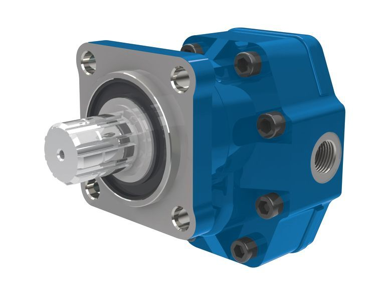 new Avstriya/82 l/min. Gidravlicheskie komplekty hydraulic pump for tractor unit
