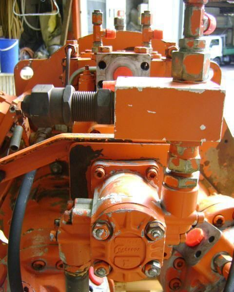 HYDROMATIK A 4V 56 MS L hydraulic pump for other construction equipment