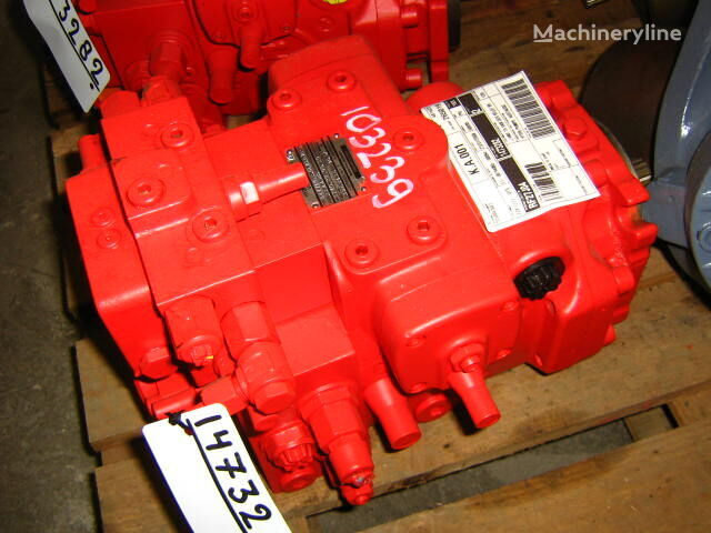 hydraulic pump for A4V71MS2.01.102010 other construction machinery
