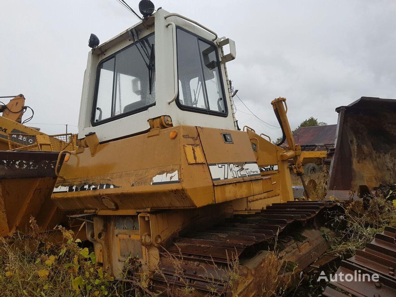 hydraulic pump for LIEBHERR PR 712  B-L bulldozer