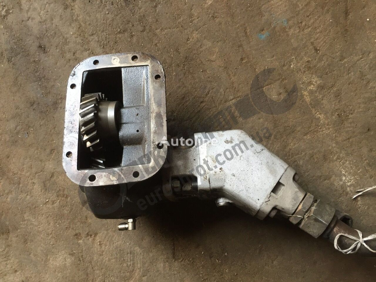 hydraulic pump for GINAF truck