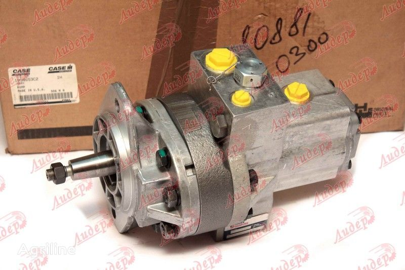 new 1994653C2 hydraulic pump for CASE IH 1680 grain harvester