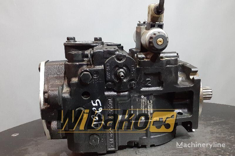 Hydraulic pump Sauer 90R055 DC5BC60S4S1 DG8GLA424224 (90R055DC5BC60S4S1DG8GLA424224) hydraulic pump for 90R055 DC5BC60S4S1 DG8GLA424224 (9422365) excavator