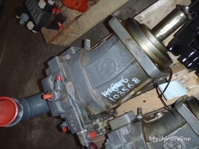 AKERMAN HYDROMATIK A7V0160LGE/61L-MPB01 (256.28.00.03) hydraulic pump for AKERMAN EC420 excavator