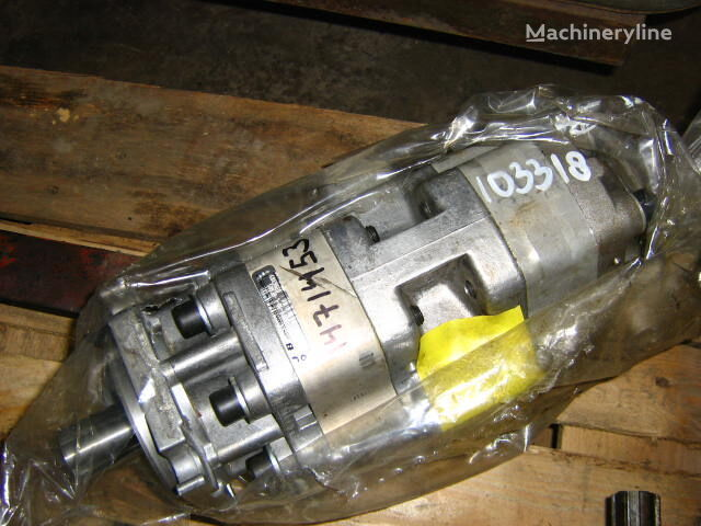 new BARNES 625-40-40-D2F4-10-L-GE605 hydraulic pump for other construction machinery