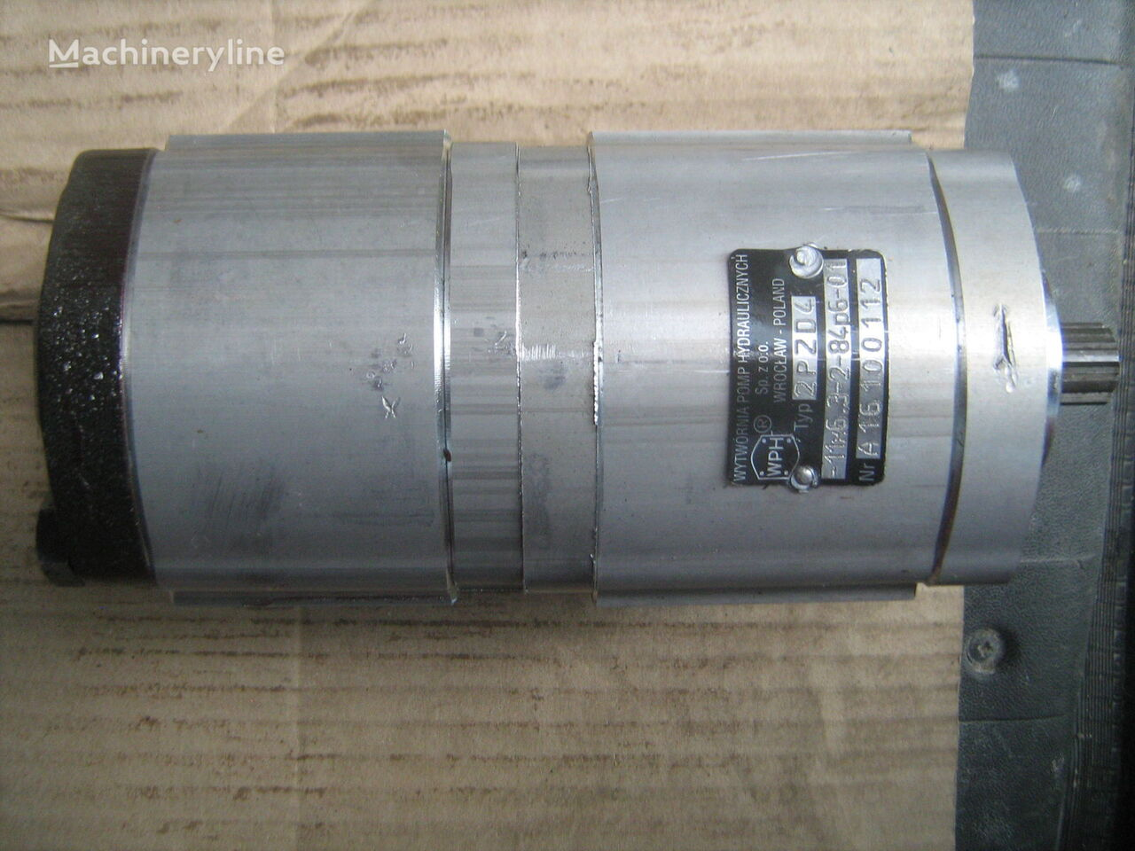 hydraulic pump for BOMAG BW 144, AD 154, AD 164 construction roller