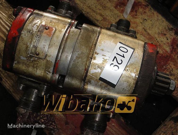 BOSCH 0510166011 hydraulic pump for 0510166011 excavator