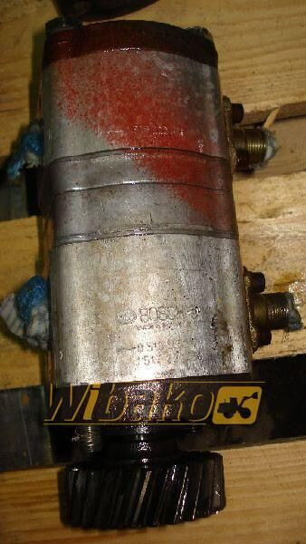 BOSCH 0510565317 1517222364 hydraulic pump for 0510565317 1517222364 bulldozer