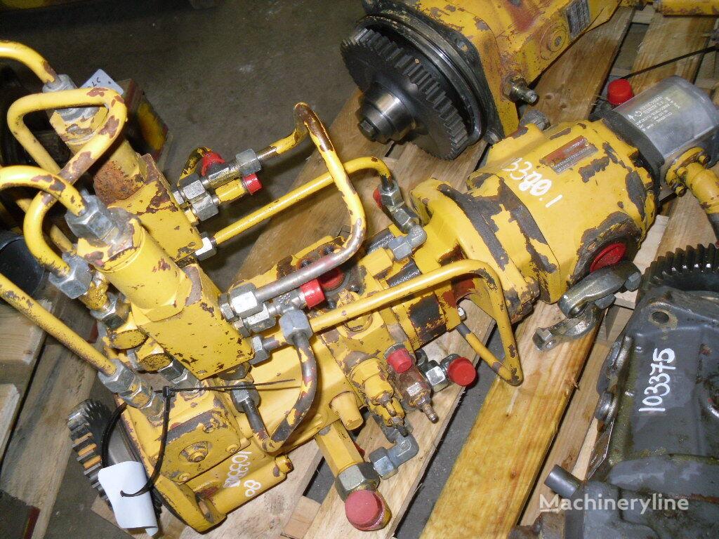 BROYT HYDROMATIK A4VG56OV.1-OL 2A120 hydraulic pump for BROYT X42WF other construction machinery