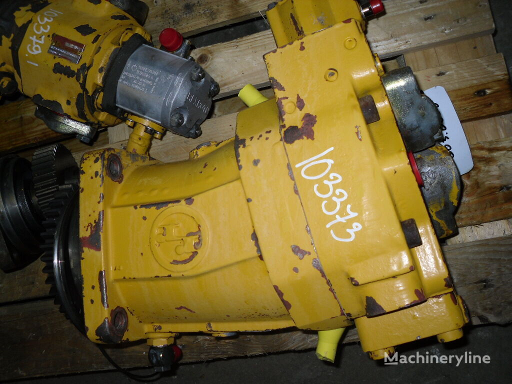 BROYT HYDROMATIK A7VO160HDD/60L-DZB-01 hydraulic pump for BROYT X42WF excavator