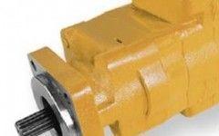 new CASE hydraulic pump for CASE 580, 688, 695,788 backhoe loader
