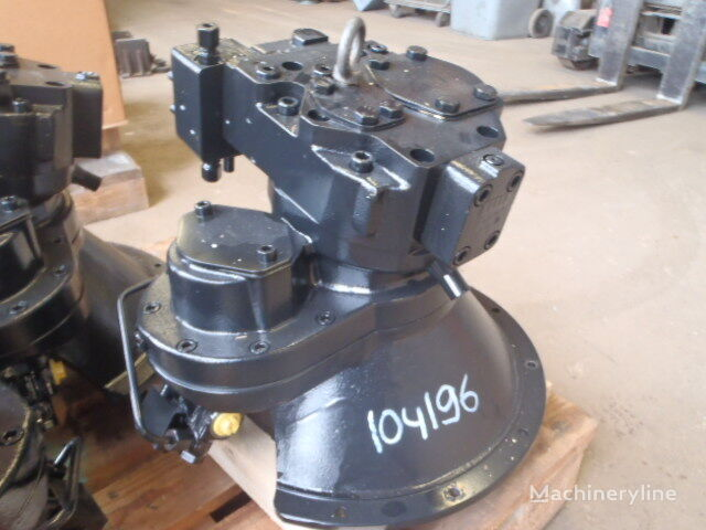 CASE BRUENINGHAUS HYDROMATIK A8VTO107LR3DS/60R1-NZG05K01-S hydraulic pump for CASE 788P excavator