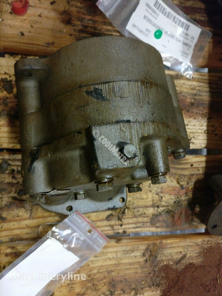 CATERPILLAR POMPE HYD GAVAGE DE BOITE hydraulic pump for CATERPILLAR D7F bulldozer