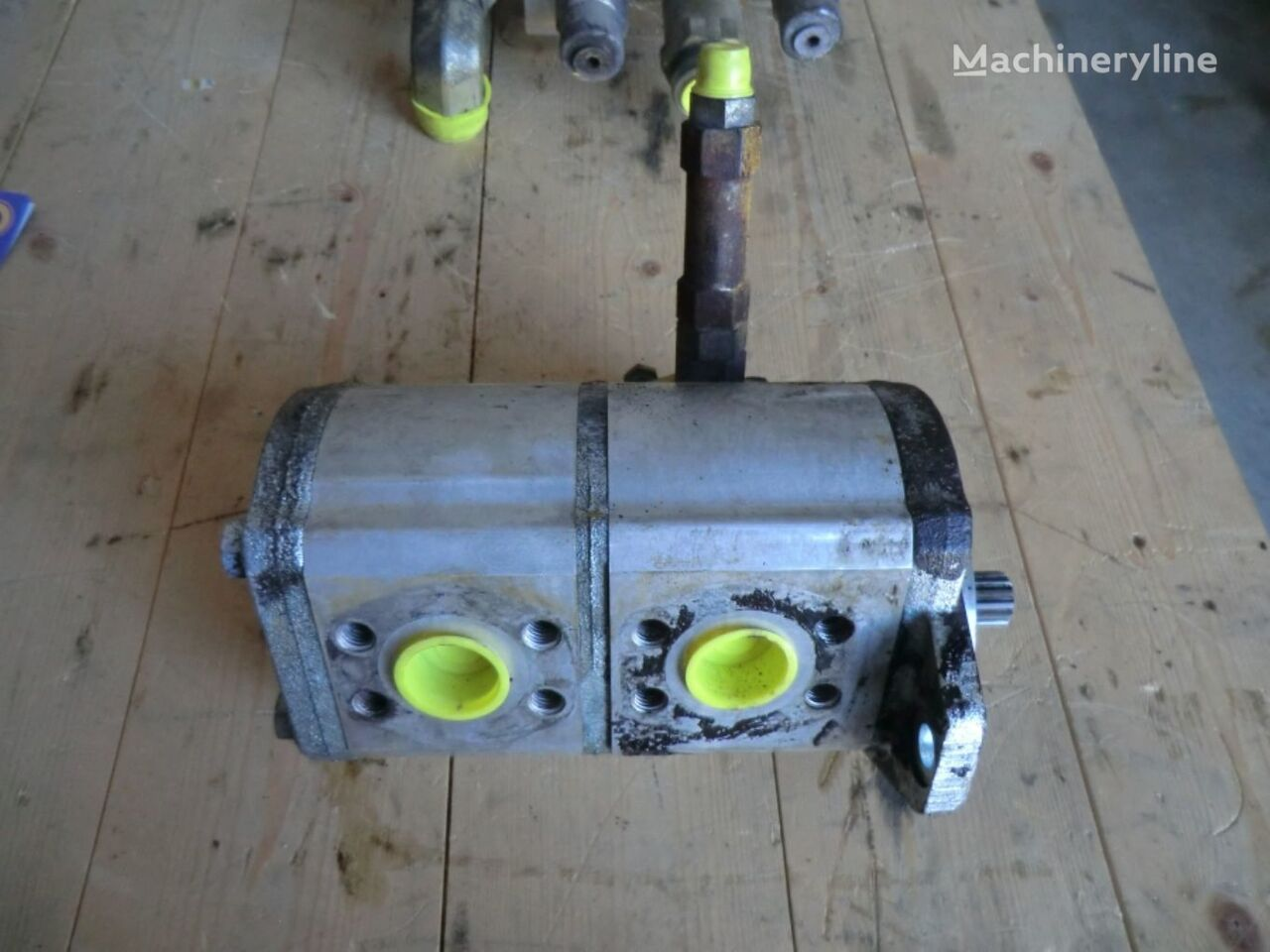 CHECKED PUMP GP - GEAR hydraulic pump for CATERPILLAR 988H BXY01112 wheel loader