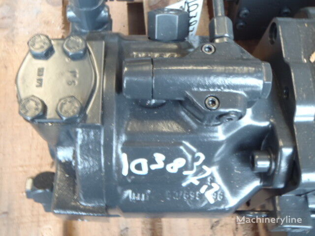 new FIAT-HITACHI A10V045DFLR/31R-PSC12N00-SO533 BRUENINGHAUS hydraulic pump for FIAT-HITACHI FH150W3 excavator