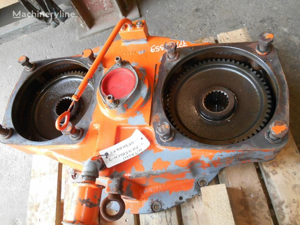 FIAT-HITACHI FH450LCH3 hydraulic pump for excavator