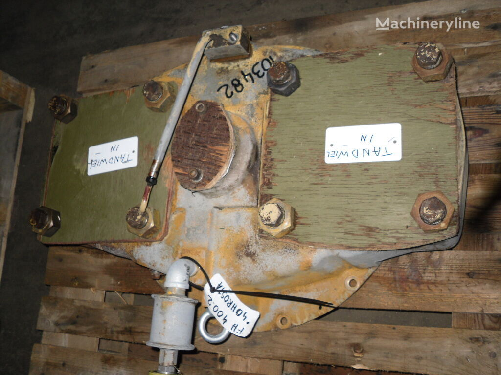 FIAT-HITACHI HITACHI POMPENKAST hydraulic pump for FIAT-HITACHI FH400-2 excavator