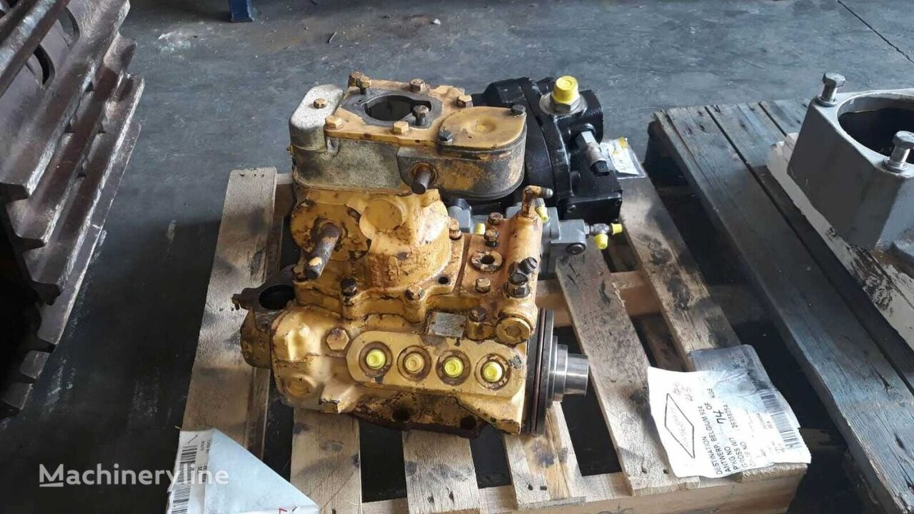 GOVERNOR FUEL INJECTION & FUEL TRANSFER PUMP hydraulic pump for CATERPILLAR 988B 50W wheel loader