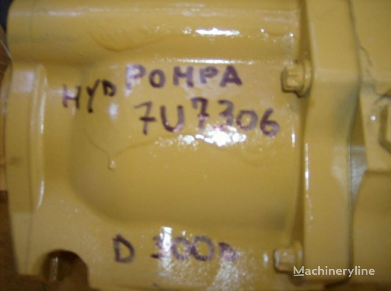 HYDRAULIC PUMP hydraulic pump for CATERPILLAR D300D 5MG324 bulldozer