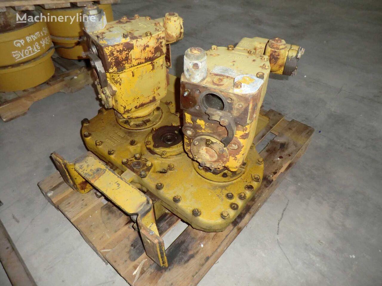 HYDRAULIC PUMP AND TRANSFER 76U01430 hydraulic pump for CATERPILLAR 225  excavator
