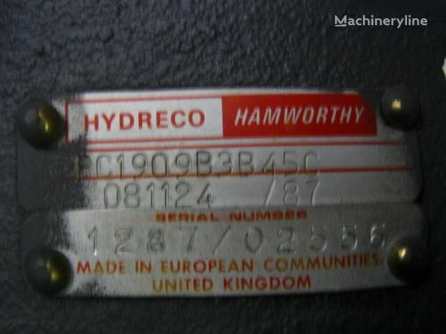HYDRECO HAMWORTHY BC1909B3B45C (81124) hydraulic pump for excavator