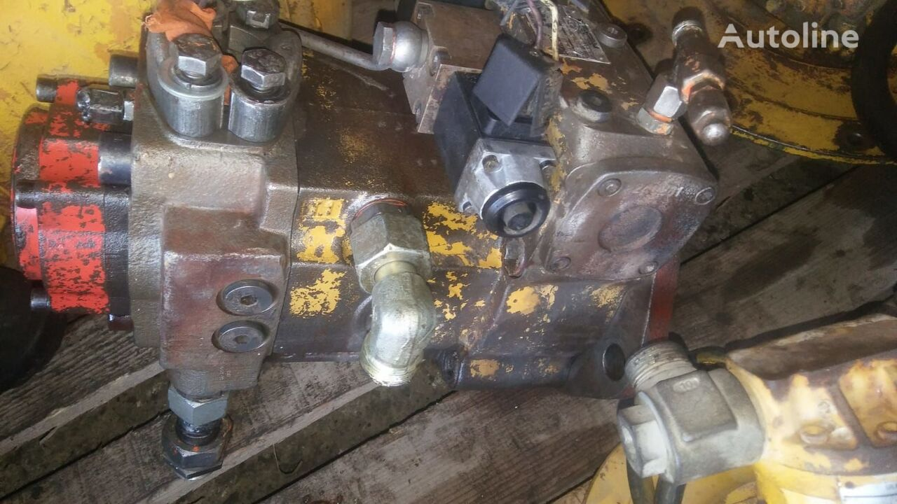 HYDREMA hydraulic pump for backhoe loader