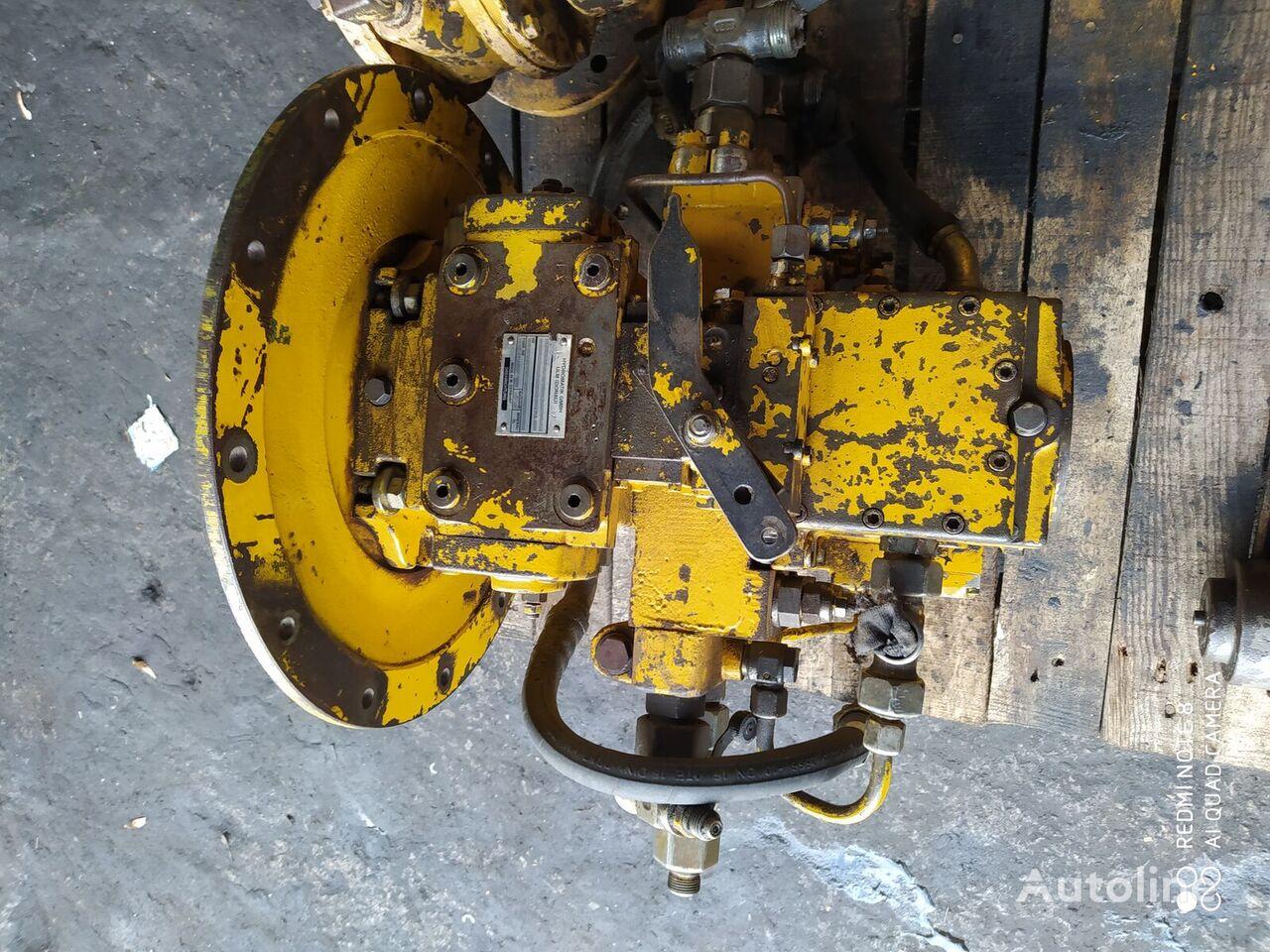 HYDROMATIK A4 VG 56 H WD1 / A4VG28E hydraulic pump for backhoe loader
