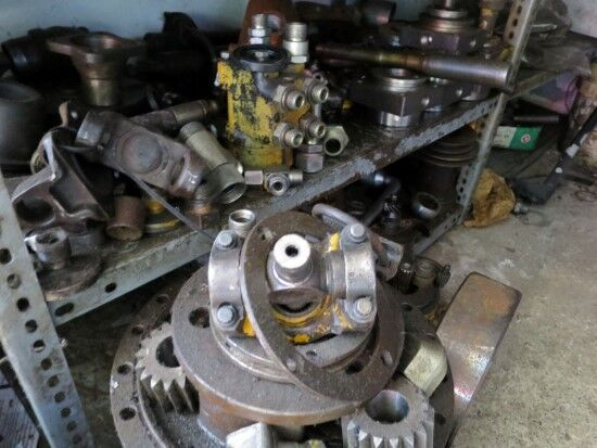 JCB hydraulic pump for excavator for parts
