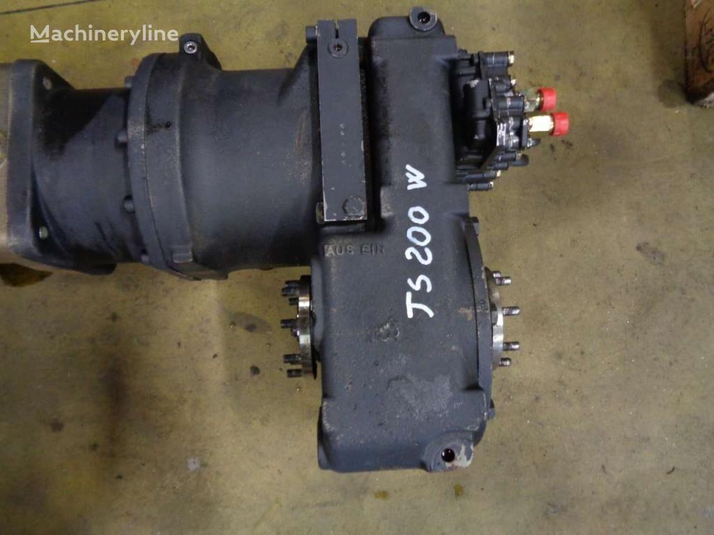 JCB BF981 hydraulic pump for JCB JS 200 W excavator
