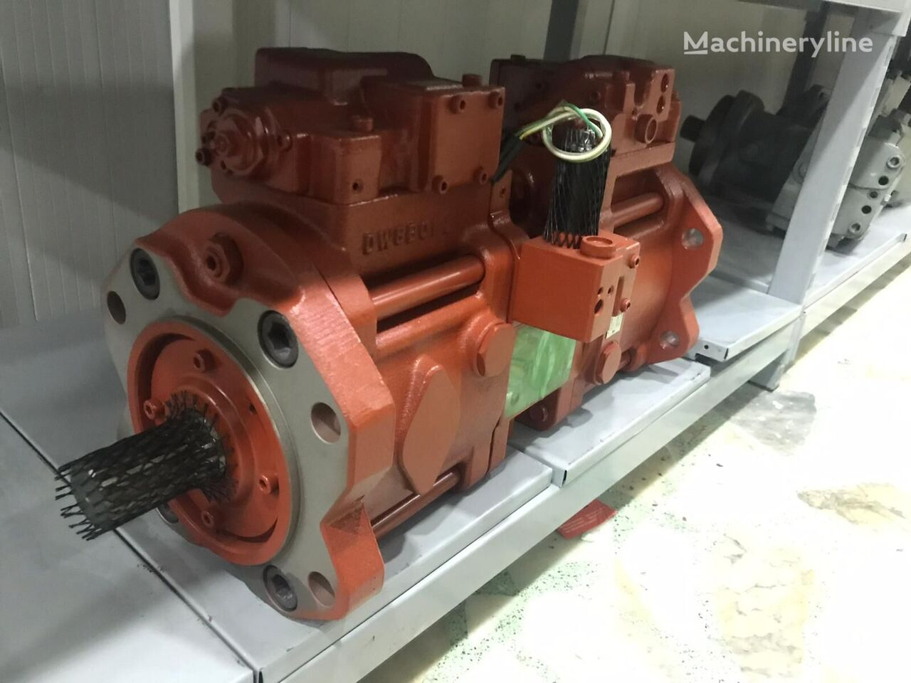 new KAWASAKI hydraulic pump for excavator
