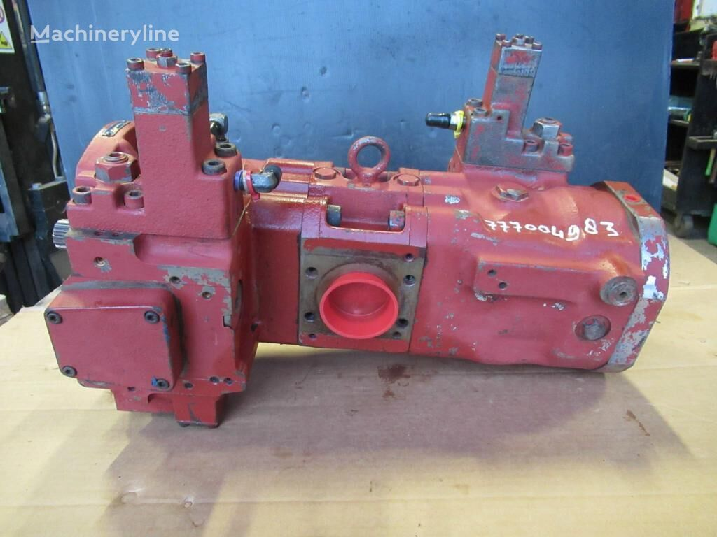 KAWASAKI NV84DT-101L-R1120B hydraulic pump for excavator