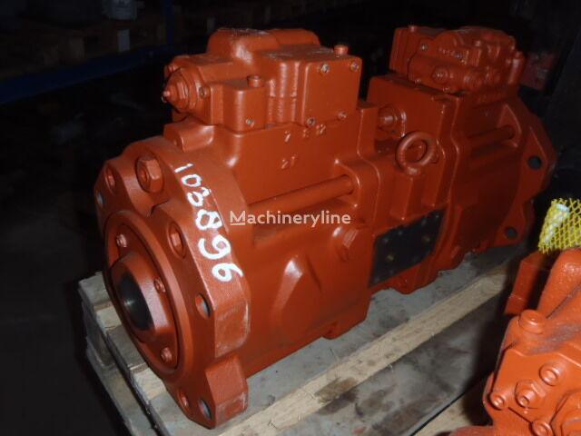 new KOBELCO KAWASAKI K3V180DT-12NR-9C06-1 hydraulic pump for KOBELCO SK310 excavator