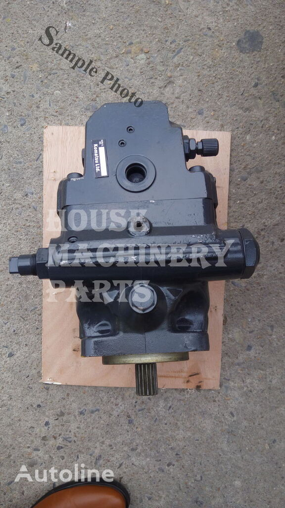 new KOMATSU (3F4555052) hydraulic pump for KOMATSU PC45R-8 / PC27R-8 trencher