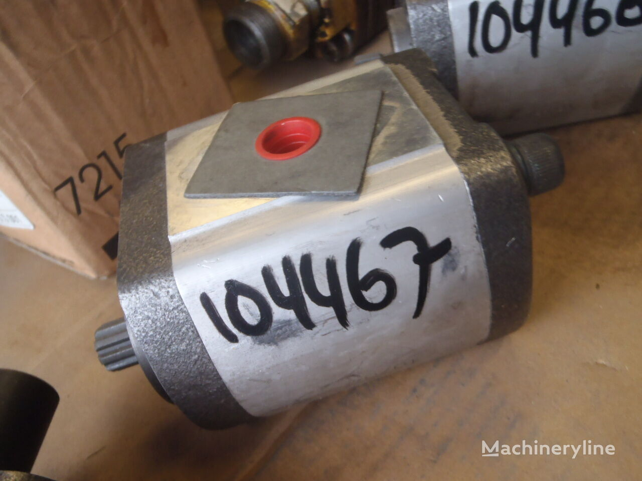 new KRACHT KP1/22 F20A XOA 4NL1 hydraulic pump for other construction machinery