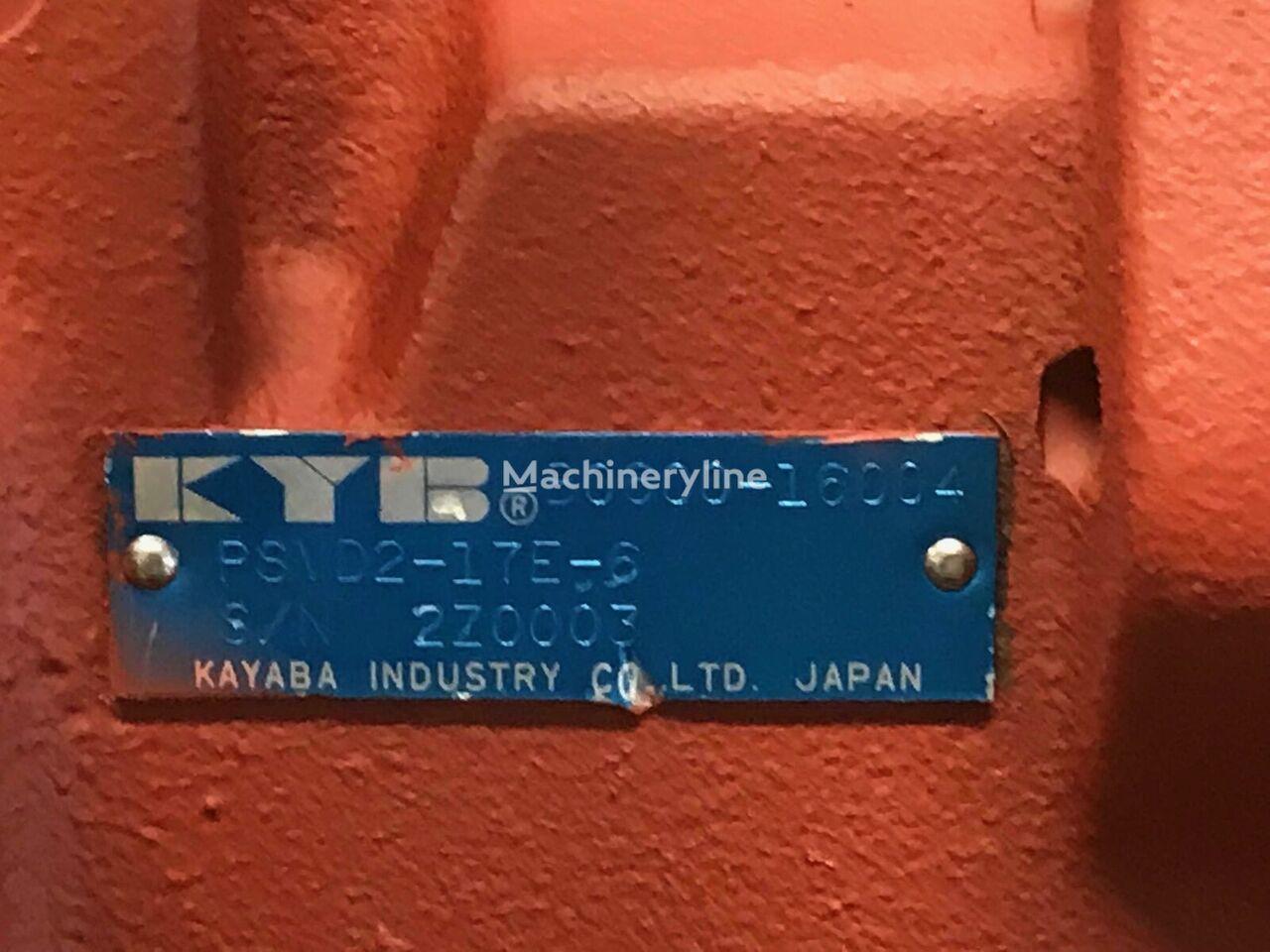 KUBOTA KAYABA /YANMAR hydraulic pump for excavator