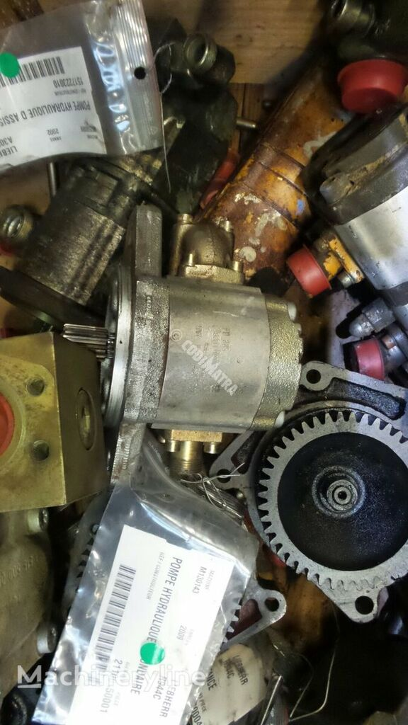 hydraulic pump for LIEBHERR R944C excavator