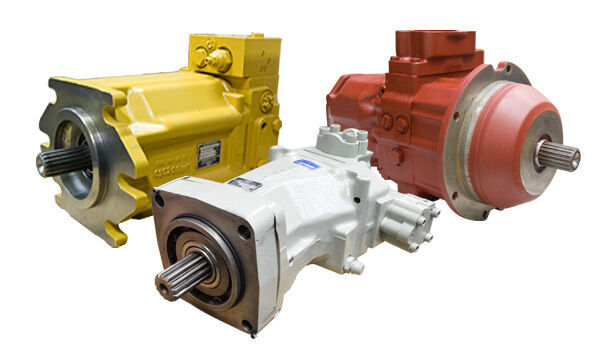new LINDE hydraulic pump for excavator