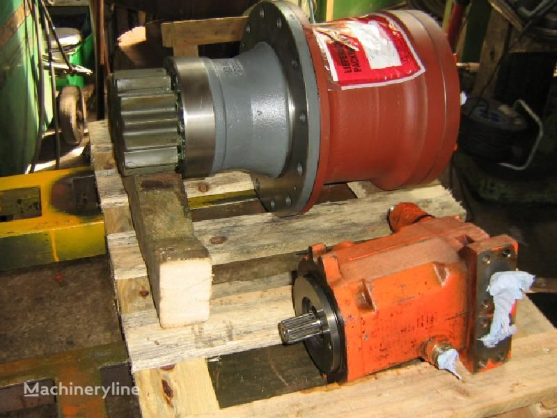 LINDE GD 4 GD3.5 1304 1404 hydraulic pump for ATLAS 1304/1404 excavator