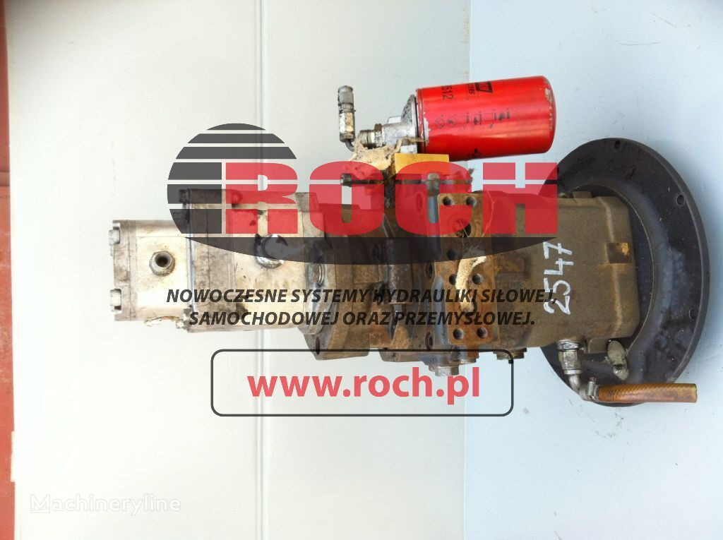 LINDE HPV 105-02 0000 hydraulic pump for excavator