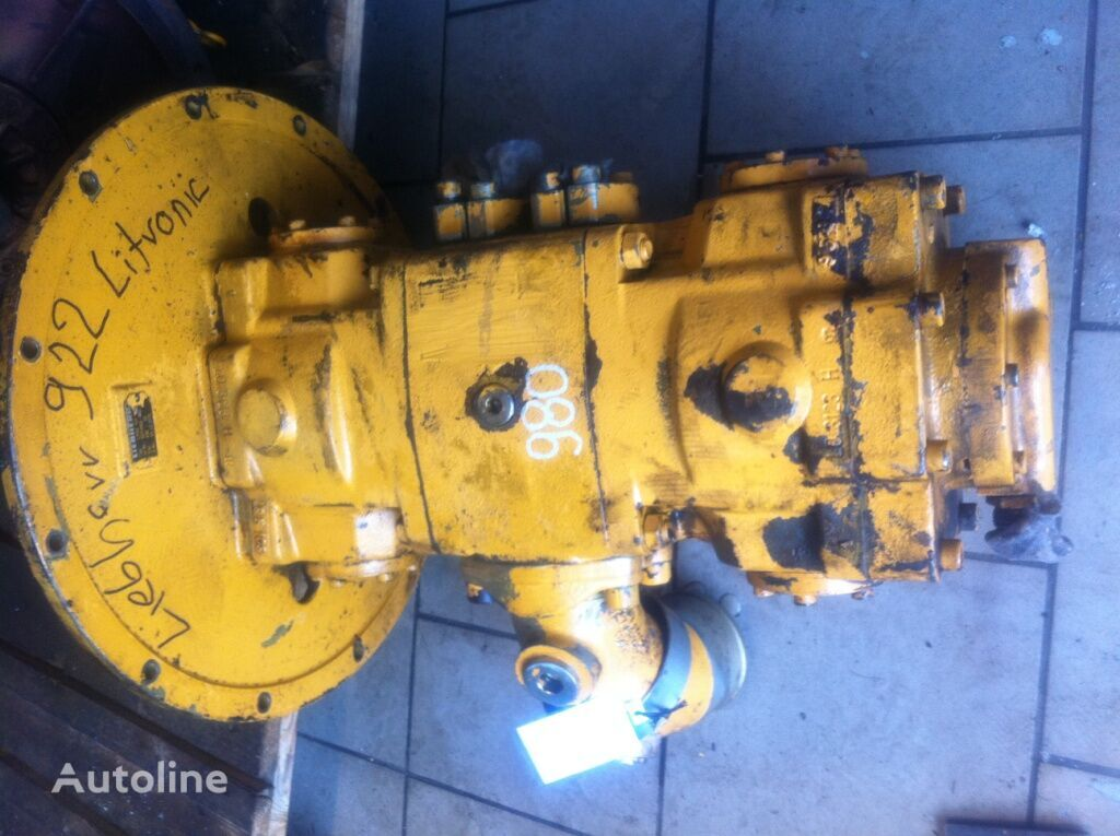 Litronic LPVD100 hydraulic pump for LIEBHERR 912 LC 922LC backhoe loader