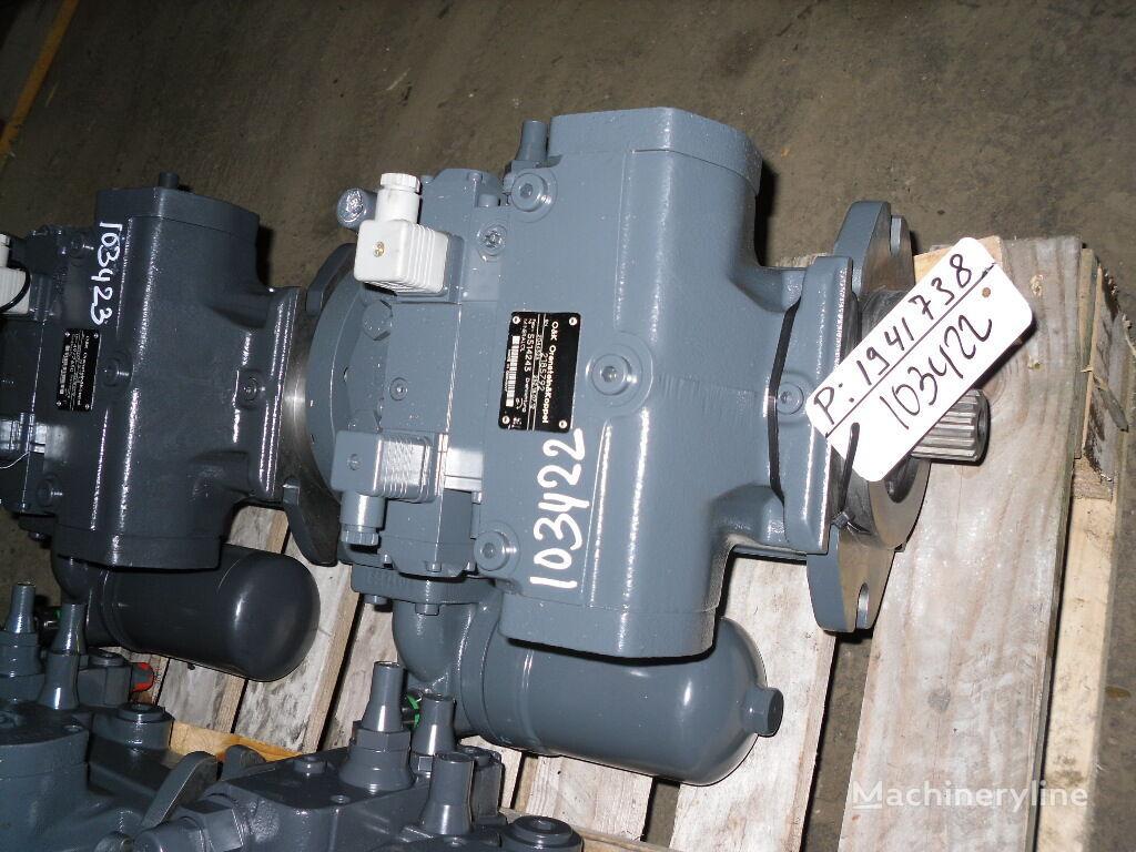 new O&K hydraulic pump for O&K LW50.B wheel loader