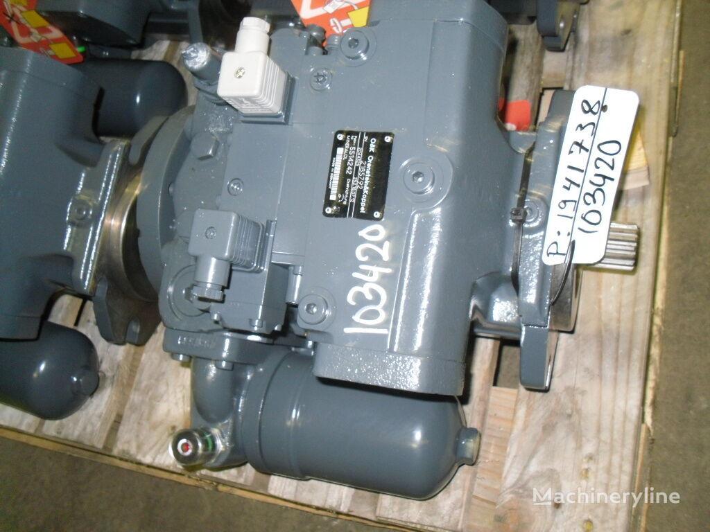 new 252.18.07.12 hydraulic pump for O&K LW50.B wheel loader