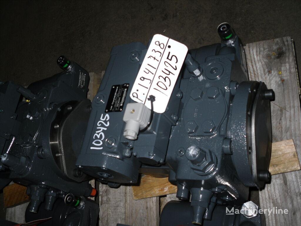 new O&K 252.18.07.12 hydraulic pump for O&K LW50.B wheel loader