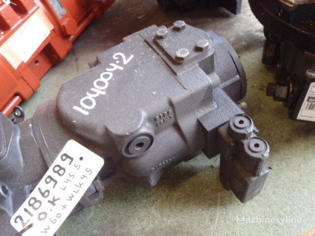 new O&K SAUER DANFOSS 83005022 hydraulic pump for O&K L45.5 wheel loader